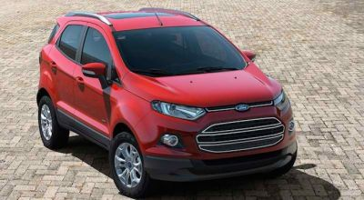FORD ECOSPORT 1.5L AT