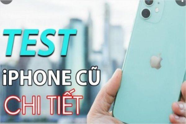 Cách chọn test iPhone Pro Max cũ chuẩn chỉ   xetot360