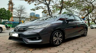 [BÁN] Honda Zazz 1.5AT bản RS full option [xetot360]
