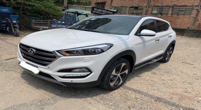 [BÁN GẤP] Hyundai Tucson 1.6 Turbo Siêu lướt [Xetot360]
