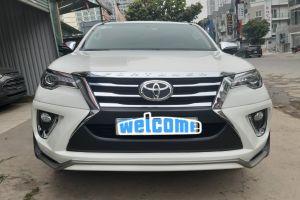 [BÁN] Fortuner 2.8 2018 máy dầu Diesel XE HAI CẦU cài điện - nhập INDONESIA