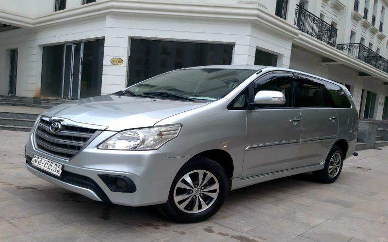 [BÁN] Toyota Innova2.0E sản xuất 2015 [xetot360]